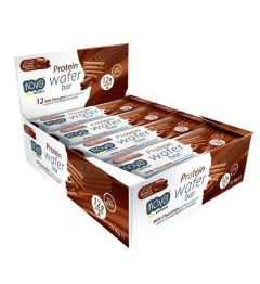 Novo Protein Wafer Bar 40g x12