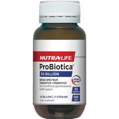 Nutra-Life Probiotica 50 Billion 60 Cap