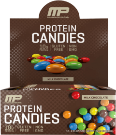 MusclePharm Protein Candies 57g - 12 Pack