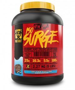 Mutant Iso Surge - Whey protein Isolate 5lb