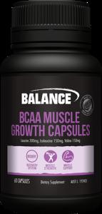 Balance Bcaa's 60 caps