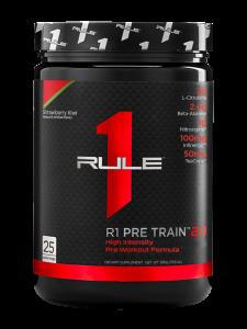 Rule 1 Pre Train 2.0 25 Serve
