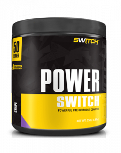 Switch Nutrition Power Switch 50 Serve