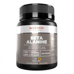 Musashi Beta Alanine 120g