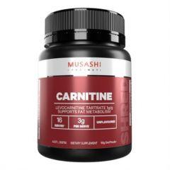 Musashi Carnitine Powder 50g