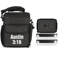 Performa 3 Meal Cooler Bag Steve Austin