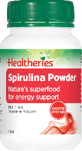 Healtheries Spirulina Powder 100 Gram