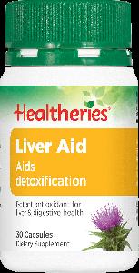Healtheries Liver Aid 30 Cap