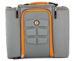 Six Pack Fitness Innovator 500 - Grey/Orange