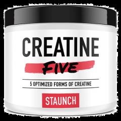 Staunch Nutrition Creatine Five