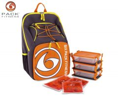 Six Pack Fitness Prodigy 300 - Purple/Orange/Yellow