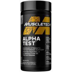 Muscletech  AlphaTest 120 Rapid Release Bio Capsules