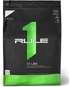 Rule 1 LB's High Calorie Mass Gainer 12lb