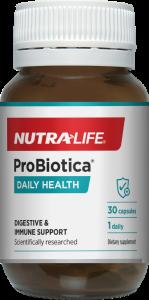 Nutra-Life Probiotca Daily Health 30 Cap