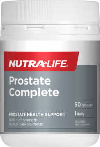 Nutra-Life Prostate Complete 60 Cap