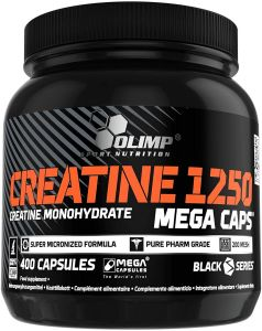 Olimp Creatine 1250 Mega Caps 400caps