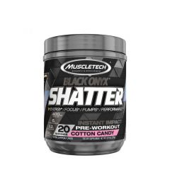 Shatter Black Onyx Candy Pre-Workout