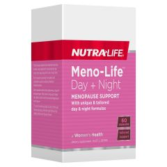 Nutra Life Meno-Life Day Night 60 Cap