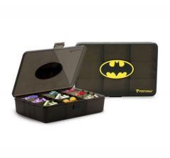 Licensed Chest Batman Pill Container/48 CS