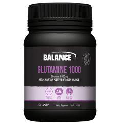 Balance Glutamine 1000 150 caps