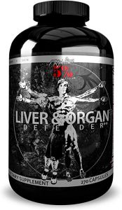 5% Nutrition Liver & Organ