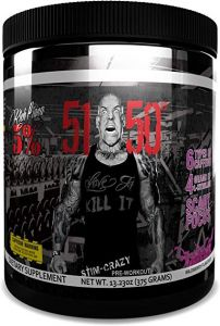 5% Nutrition Rich Piana 5150 High Stim  Pre-Workout