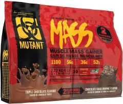 Mutant Mass Mass Dual Chamber Bag (6lb Bonus Size)