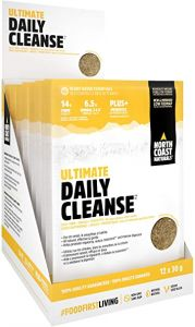 North Coast Naturals, Ultimate Daily Cleanse - 12 Packets