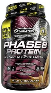 MuscleTech Phase 8 Protein 2.2lb