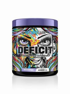 Faction Labs Deficit Fat Burner