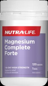 Nutra-Life Magnesium Complete Forte 120 Cap