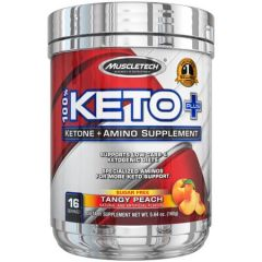 MuscleTech 100% Keto Plus Aminos 16 Serve
