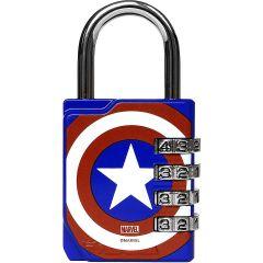 Performa Gym Lock - Captain America