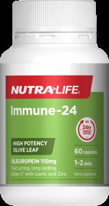 Nutralife Immune-24 60caps
