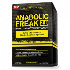 Pharmafreak Anabolic Freak 2.0 180caps