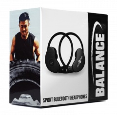 Balance Bluetooth headphones