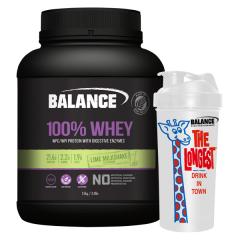 Balance 100% Whey Lime Milkshake 1.5kg
