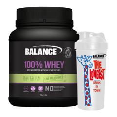 Balance 100% Whey Lime Milkshake 750g
