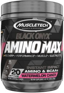 Muscletech Amino Max Black Onyx 09/20 Dated