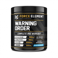 Force Element Warning Order Pre-Workout
