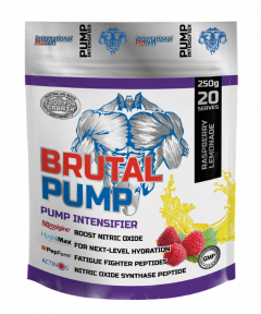 International Protein Brutal Pump 20 Serve