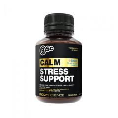 BSC Calm Stress Support 60 Capsules