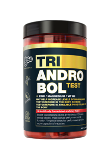 BSC Triandrobol Test Booster