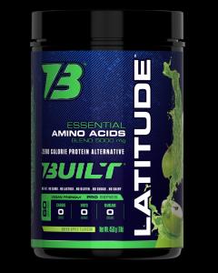 Built Latitude EAA Zero Calorie Recovery Formula/Protein Alternative 60 Serve