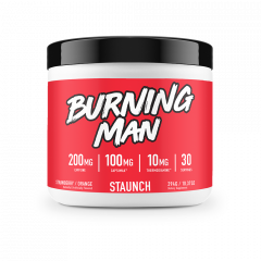 Staunch Burning Man Fat Burner
