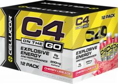 Cellucor C4 On The Go RTD 12 Box