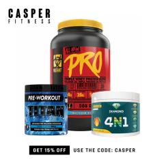 Casper Fitness Lean Mass Stack