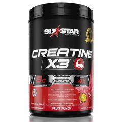 Sixstar Creatine X3 2.52lb