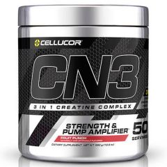 Cellucor Cn3 3 In 1 Creatine Complex 50 serve 08/20 Dated