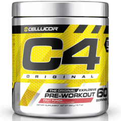 Cellucor C4 ID Original Pre-Workout 60 Serve - Sale Deal